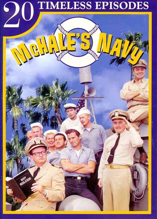 MCHALE'S NAVY:20 TIMELESS EPISODES BY MCHALE'S NAVY (DVD)